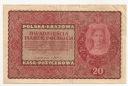 1919 20 Dwadzieścia Marek Polskich II Serja AN