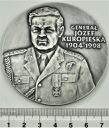 Medal Generał Józef Kuropieska 1904-1998