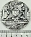Medal Millenium Gdańska 997-1997