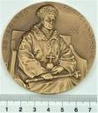 Medal Kazimierz Jagiellończyk CIEMNY METAL