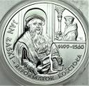 10 zł złotych 1999 Jan Łaski Reformator Kościoła