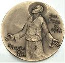 Medal święty Franciszek z Asyżu