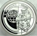 10 zł złotych 1999 Wstąpienie Polski do NATO