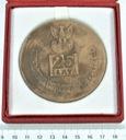 Medal 25 Lat Układu Warszawskiego