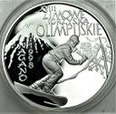 10 zł złotych 1998 Nagano Igrzyska Olimpijskie
