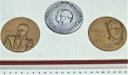 3 x Medal LWP Ludowe Wojsko Polskie
