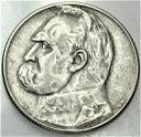 5 zł złotych 1934 Józef Piłsudski ORZEŁ STRZELECKI