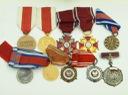 LOT 10 x Odznaczenie Order Medal Polska