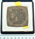Medal Lenino Warszawa Berlin Wał Pomorski