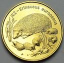 2 zł, złote 1996 Jeż Jeże POŁYSK POLECAMY