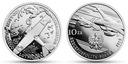10 zł 2019 r. - 100-lecie lotnictwa wojskowego