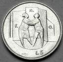San Marino 5 Lirów 1976