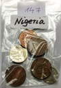 Zestaw Nigeria LOT Z OBIEGU nr 147