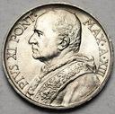 Watykan 5 Lirów 1934 Pius XI