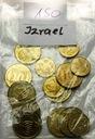 Zestaw Izrael LOT Z OBIEGU nr 150
