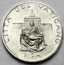 Watykan 10 Lirów 1987 Jan Paweł II
