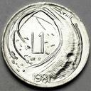 San Marino 1 Lir Lire Lira 1981