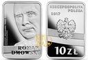 10 zł 2017 Roman Dmowski 100-lecie Niepodległości