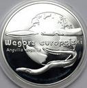 20 zł złotych 2003 Węgorz Europejski