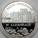20 zł złotych 1995 Pałac Królewski w Łazienkach