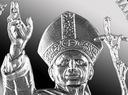 10 zł 100. rocznica urodzin Świętego Jana Pawła II