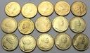 Watykan LOT 15 x 200 Lirów MIX Jan Paweł II nr 108