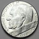 Watykan 100 Lirów 1985 Jan Paweł II