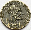 Watykan 10 Centesimo 1939