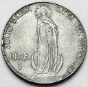 Watykan 1 Lir Lira Lire 1940 Pius XII