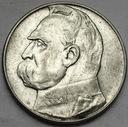 10 zł złotych 1936 Józef Piłsudski ŁADNA