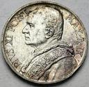 Watykan 10 Lirów 1930 Pius XI
