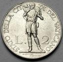 Watykan 2 Liry 1935