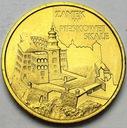 2 zł, złote 1997 Zamek w Pieskowej Skale ŁADNA