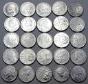 Watykan LOT 25 x 50 Lirów MIX Jan Paweł II nr 69