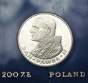 1000 zł złotych 1983 Jan Paweł II SREBRO