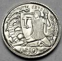 San Marino 5 Lirów 1973 (2)