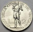 Watykan 2 Liry 1931