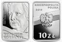 10 zł 2019 Wojciech Korfanty 100-l Niepodległości
