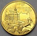 2 zł, złote 1997 Zamek w Pieskowej Skale Połysk