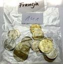 Zestaw Francja LOT Z OBIEGU nr 141