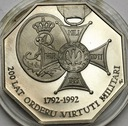 50000 zł złotych 1992 Virtuti Militari 200 lat