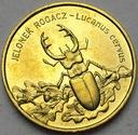 2 zł, złote 1997 Jelonek Rogacz Połysk Polecamy