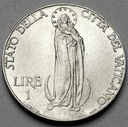 Watykan 1 Lir Lire 1941