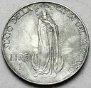 Watykan 1 Lir Lire 1940