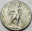 Watykan 50 Centesimo 1934