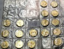 Watykan LOT 17 x 100 Lirów MENNICZE Z ROLKI nr 132