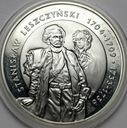 10 zł złotych 2003 Stanisław Leszczyński