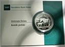 20 zł złotych 2014 Konik polski Zwierzęta Świata