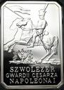 10 zł złotych 2010 Szwoleżer Gwardii Napoleona