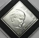 20 zł złotych 2003 Jan Paweł II Pontyfikat 25-lat